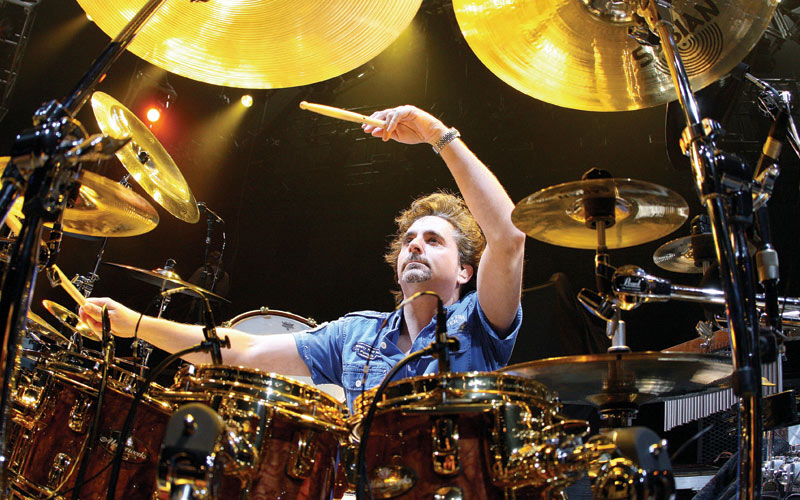 Todd Sucherman Rhythm Traders Free Clinic