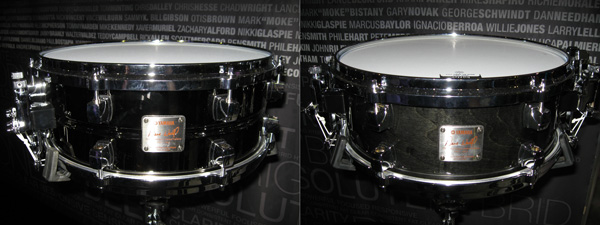 Dave Weckl Signature Snare Drums